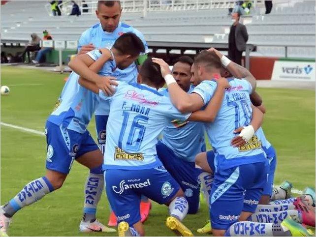 Macará se impuso 5-1 a Delfín con goles de Herrera, Uchuari y De la Cruz