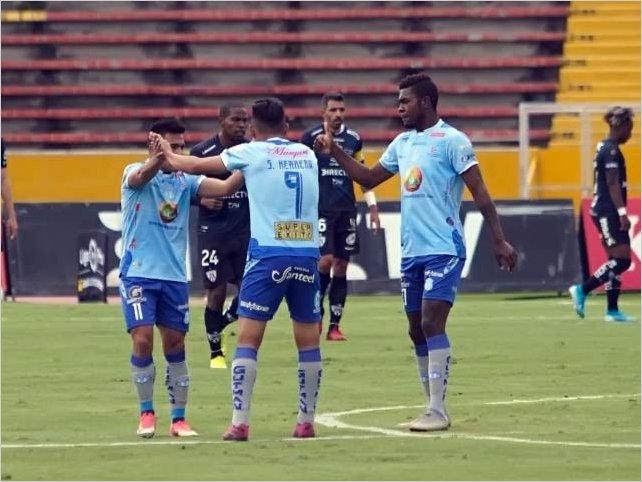 Macará ganó 3 a 1 al Independiente del Valle en el Bellavista