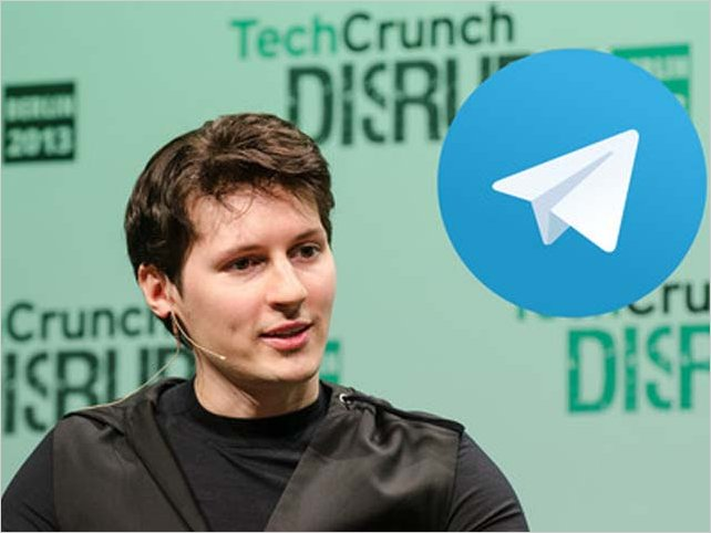 El fundador de Telegram critica a Facebook y WhatsApp: