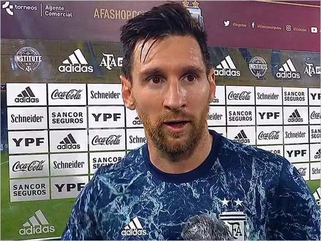 El mensaje de Lionel Messi tras la victoria sobre Ecuador
