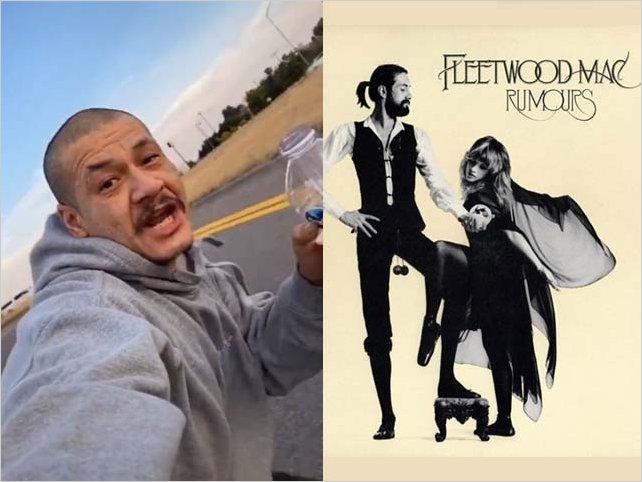 Video de Tik Tok provoca la compra de 86,000 álbumes de Fleetwood Mac en Estados Unidos