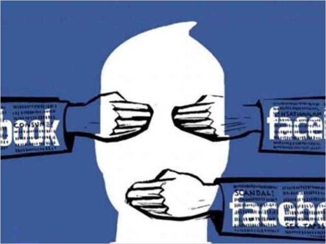 Empleados del New York Post acusan a Facebook y Twitter de censura