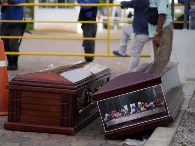 Aumento de fallecimientos por Covid-19 en Ecuador la situación es preocupante