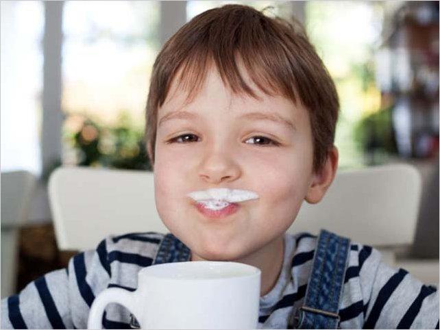La leche es una barrera de protección contra el Covid-19