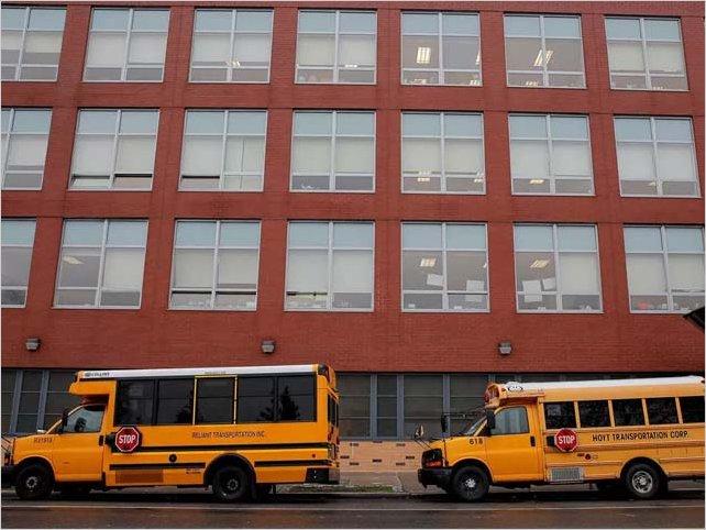 Vuelven a cerrar las escuelas de Nueva York por el avance de la covid-19