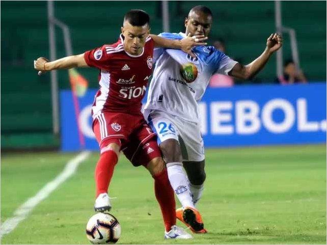Royal Pari venció 1-0 a Macará por la Copa Sudamericana en Bolivia