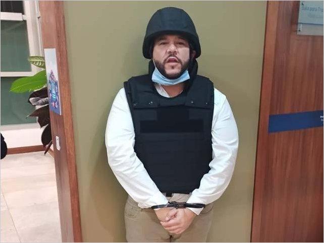 A Jacobo Bucaram involucrado en delincuencia organizada se le ordeno arresto domiciliario