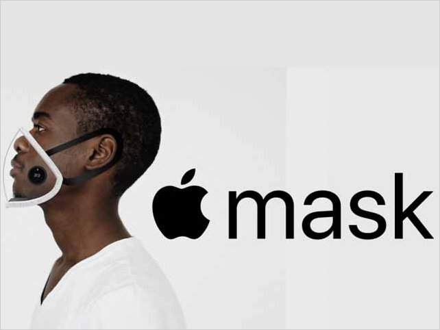 Apple patenta su propia mascarilla: posible precio y fecha de lanzamiento