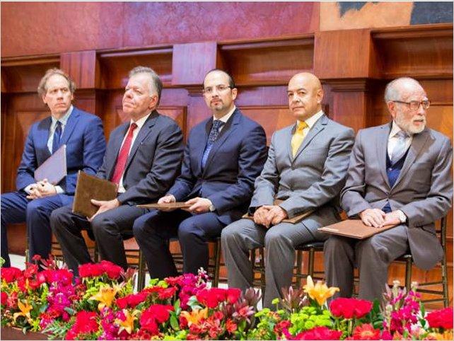 Asamblea Nacional eligió a miembros del Consejo de Participación Ciudadana Transitorio