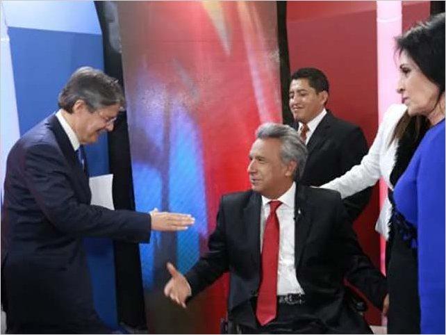 Lenín Moreno y el gobierno de banqueros