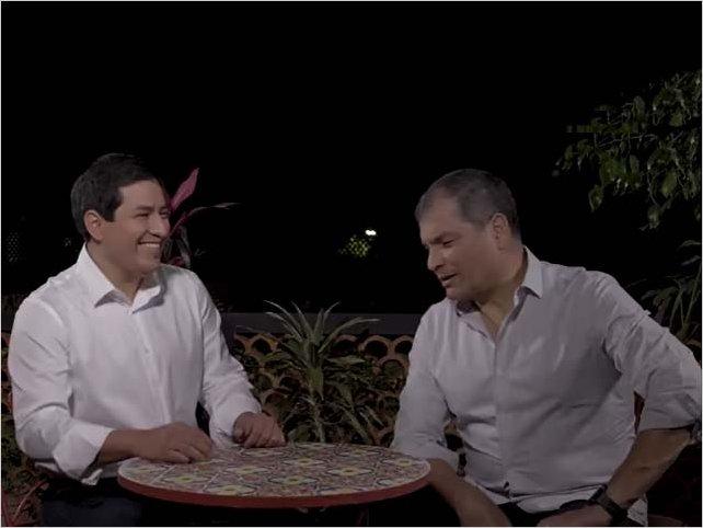 Andrés Arauz gana las elecciones de Ecuador pero habrá segunda vuelta con Yaku o Lasso