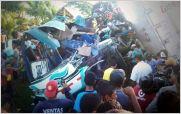 Ocho muertos y 25 heridos en un accidente de tr�fico en Ecuador