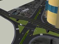 Municipio de Ambato socializa la construcci�n del puente de la avenida Victor Hugo