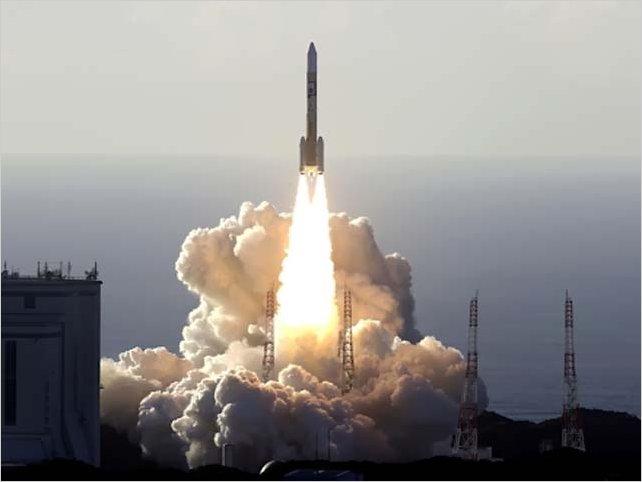 Emiratos Árabes Unidos lanzó con éxito la primera misión a Marte del mundo árabe