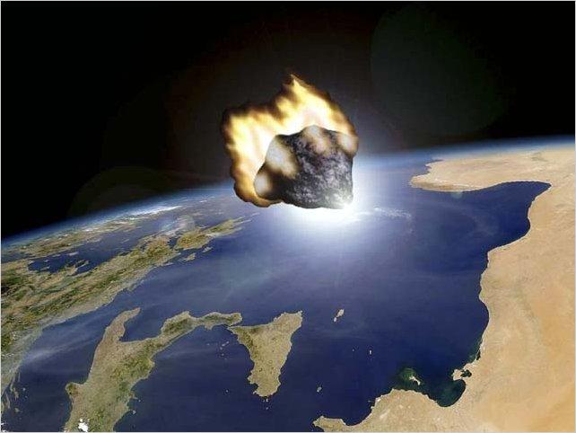 La NASA alerta de que un asteroide