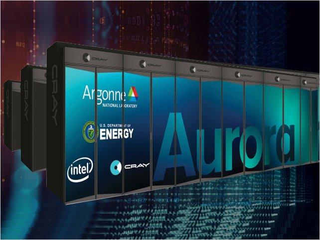 Aurora el proyacto que comienza la era de los supercomputadores a exaescala