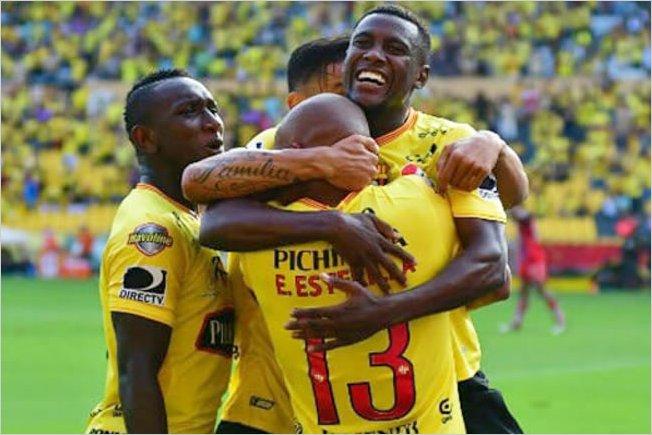 Barcelona SC empató 1-1 ante Aucas en Quito