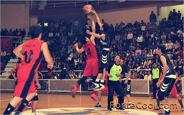 El Colegio Ambato y el Colegio la Salle se proclamaron campeones del intercolegial de basquet