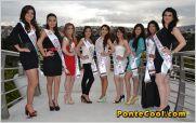 Diez hermosas ambate�as aspirantes a la Corona de Reina de Ambato 2014