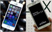 Galaxy S5 o iPhone 5S: �cu�l es m�s resistente?