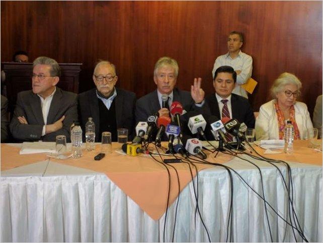 Comisión anticorrupción ciudadana, pide investigar a vicepresidente Glass y otros funcionario del Ecuador