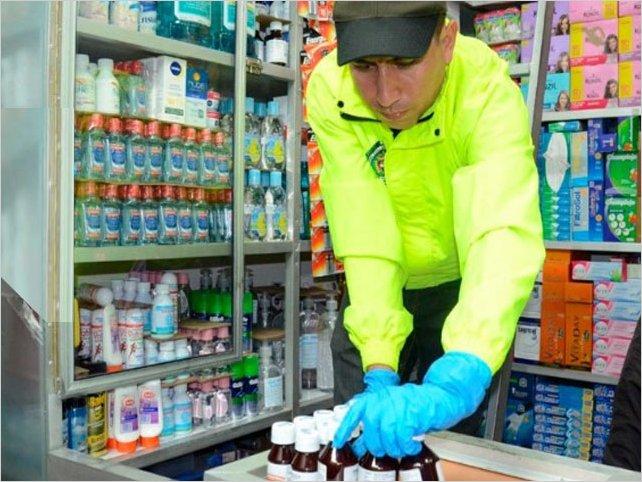 Colombia descubre red que contrabandeaba medicinas provenientes de Ecuador y Venezuela