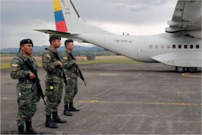 Ecuador y Colombia acuerdan fortalecer cooperación de inteligencia