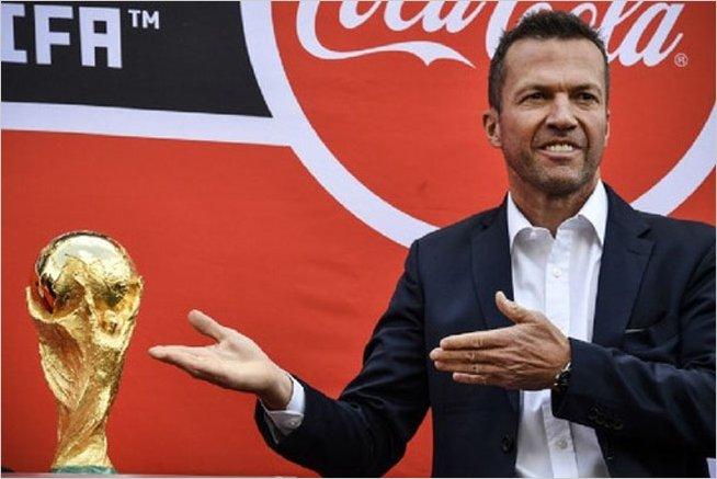 Mundial Rusia 2018: La copa del mundo ya está en Moscú