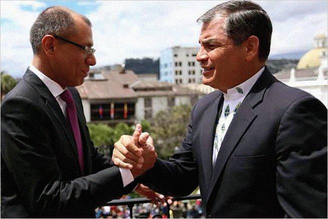 Se determina indicios de responsabilidad penal en contra de Rafael Correa y exministros