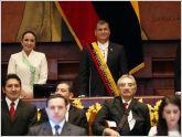 Rafael Correa sobre reelecci�n: