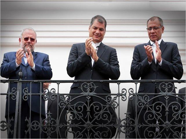 Análisis serio del Gobierno del Eco. Rafael Correa período 2012 - 2016