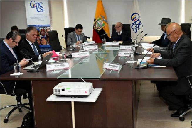 Consejo de Participación Ciudadana dispone investigar obras de Correa y crear un mapa de la corrupción