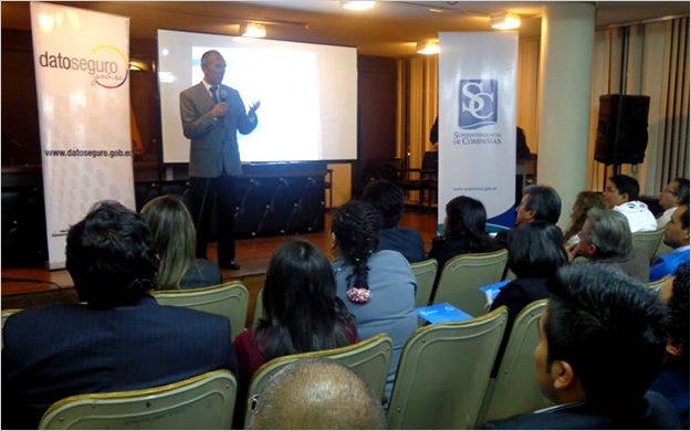 DINARDAP fortalece la administración registral en Tungurahua