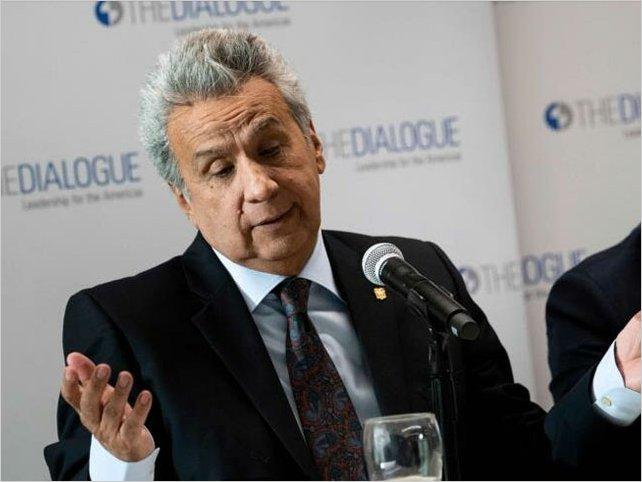 El 84% de ecuatorianos desaprueba la gestión de Lenín Moreno