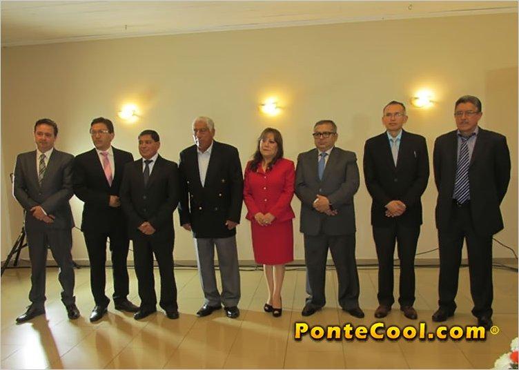 Se posesionó la nueva directiva de la Cámara de Calzado de Tungurahua Caltu 2020