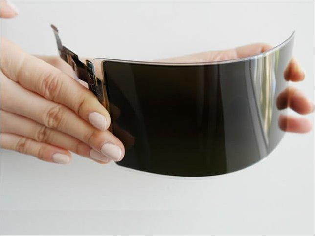 Flexible e irrompible. Samsung Display podría cambiar el futuro de los teléfonos inteligentes