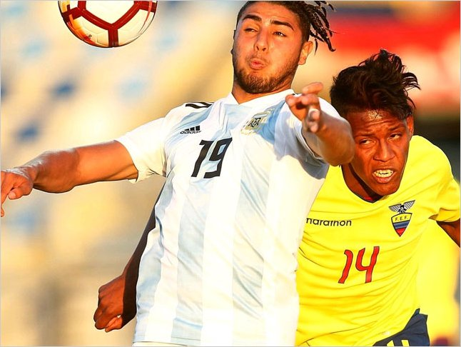 Ecuador venció a Argentina 2 a 1 y lo complica en el hexagonal final
