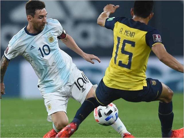 El dilema de Argentina ante Ecuador en cuartos de la Copa América 2021
