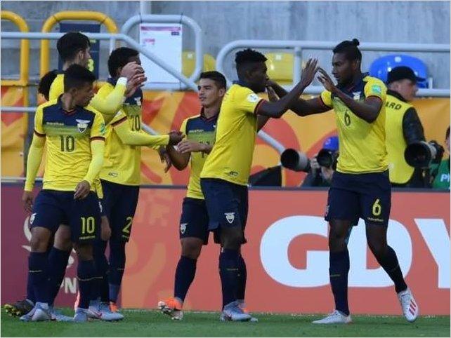 Histórico: Ecuador por primera vez en una semifinal de Mundial de Futbol