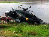 Cuarto helic�ptero Dhruv se accidenta en Ecuador