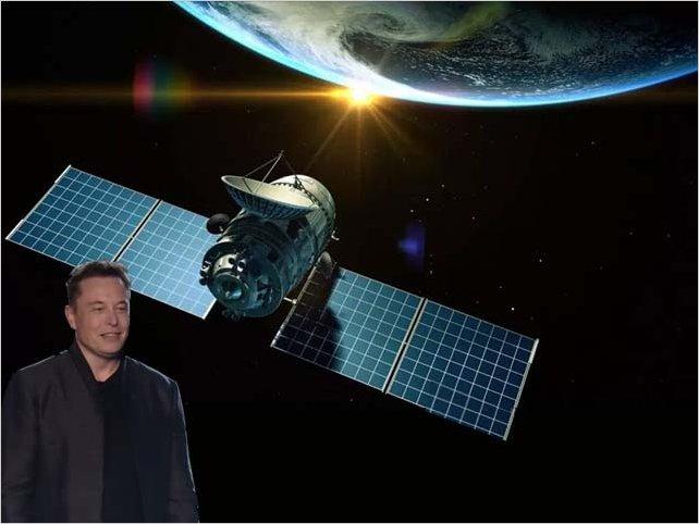Elon Musk lanzará esta semana 60 satélites para dominar el Internet espacial