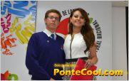 Representante del Colegio Ambato fue elegido el exaltador Reina de Ambato 2014