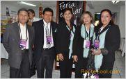 Se inaugur� la Quinta Expoferia Escolar y Rueda de Negocios Ambato 2014
