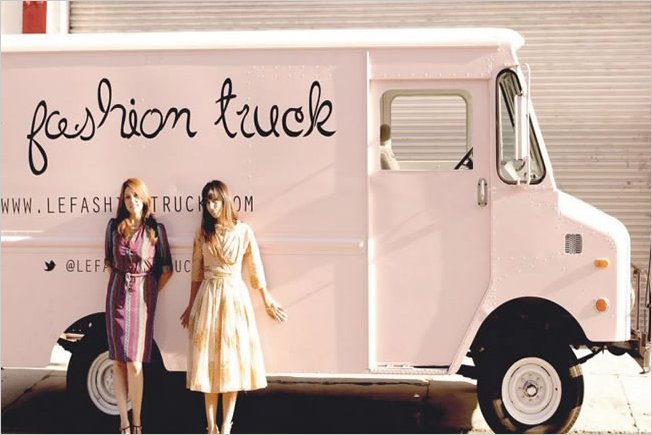 De la Moda de los Food Trucks a la moda de los Fashion Trucks