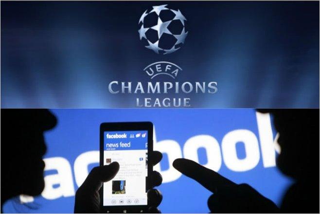 Facebook compra derechos de Liga de Campeones y Supercopa para América Latina