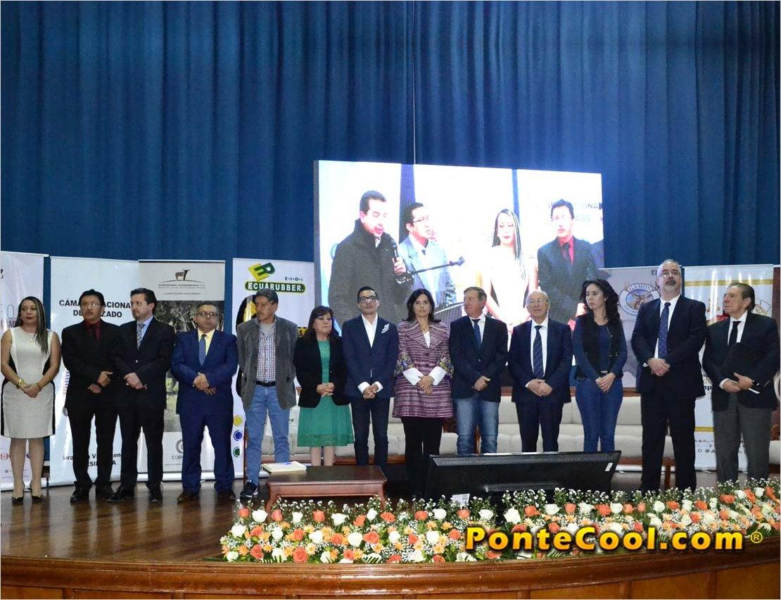 Finalizo con éxito el X Foro Latinoamericano del Calzado en Ambato