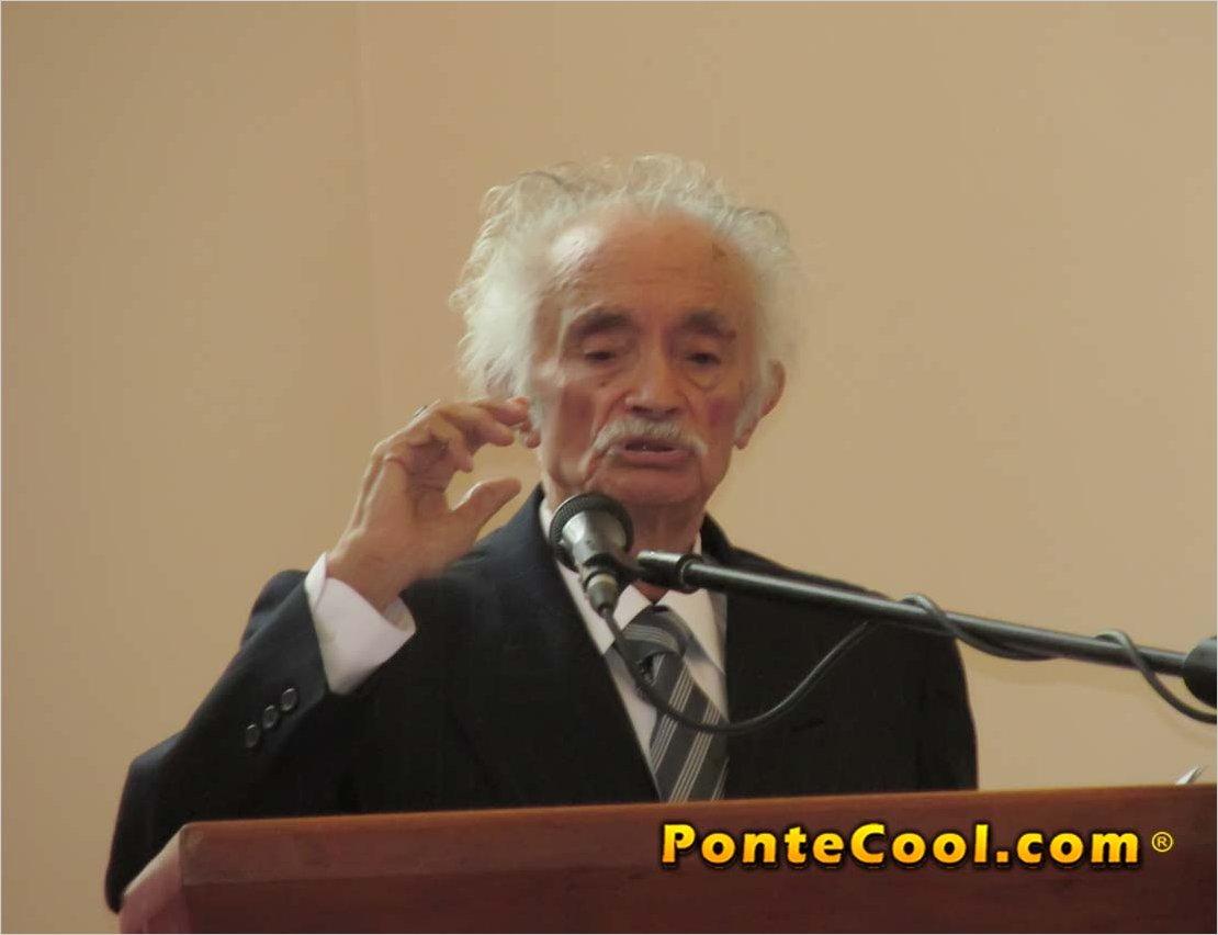 Se realizó el nombramiento del Dr. Fausto Palacios como Miembro de la Academia Ecuatoriana de la Lengua