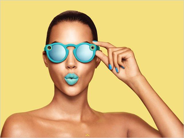 Spectacles, las gafas de Snapchat que arrasan en Estados Unidos