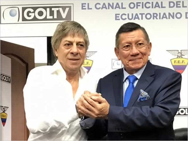 GolTV transmitirá los partidos del campeonato ecuatoriano de fútbol en 2018