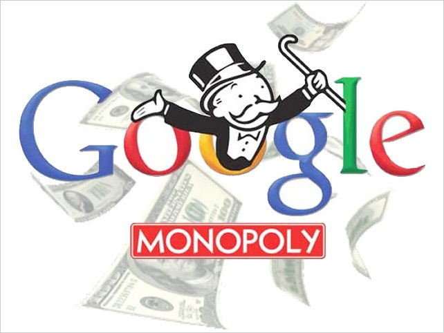La Unión Europea demanda a Google por monopolio